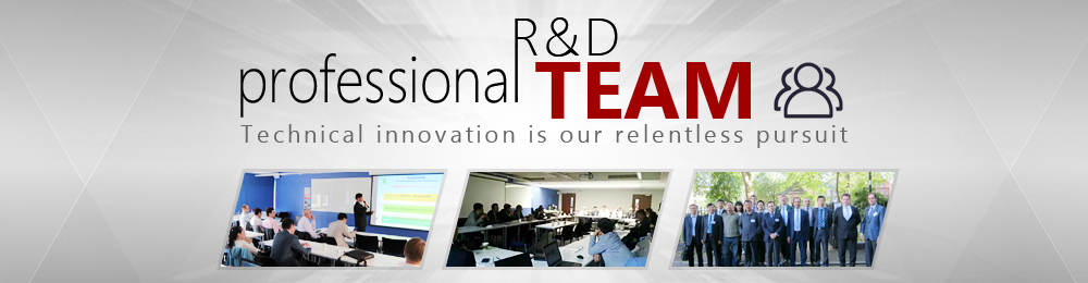 XAGY professional R&D team